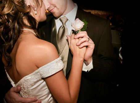 Have you thought through the lyrics of your chosen first dance song?