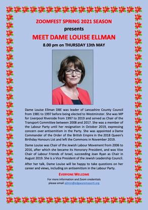 Meet Dame Louise Ellman