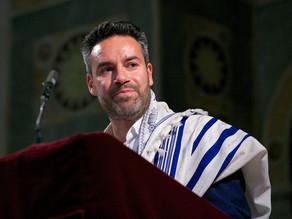 Rabbi Danny Newman is our new Rabbi