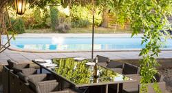 Maison-Vigneronne Pool