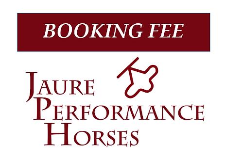 Booking Fee - Stallion Service
