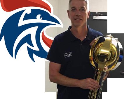 Premier trophée pour Jean-Luc Kieffer #Goldenleague