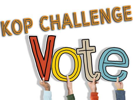 KOP CHALLENGE