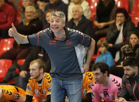 L'Alsacien Jean-Luc Kieffer reste dans le staff de l'équipe de France