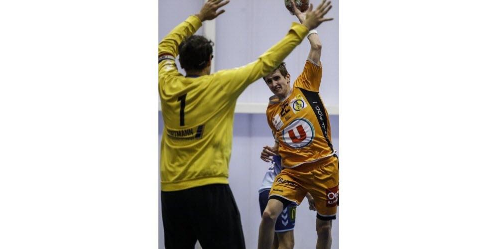 Léo Loehrer et Plobsheim doivent gagner. Absolument. Photo DNA /Jean-François BADIAS