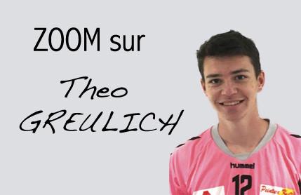ZOOM sur Théo GREULICH