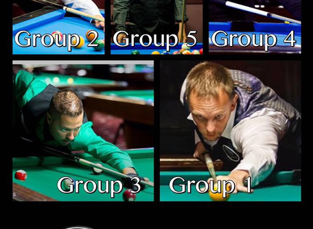 78th World 14.1 Begins: Hohmann, Schmidt, Archer, Immonen, Kiamco, Van Boening in Action