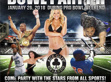 The Bowl Party II Jan. 26 in Orlando