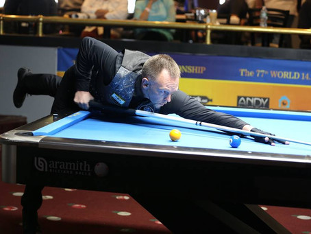 Allison and Company Will Give Men Run for the Money at Predator International 10-Ball Championship