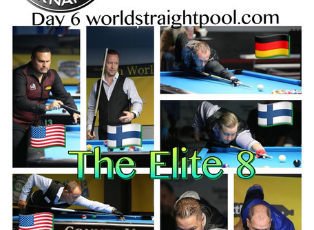 Valley-Dynamo.com TV stream worldstraightpool.com Quarter Finals Day 6