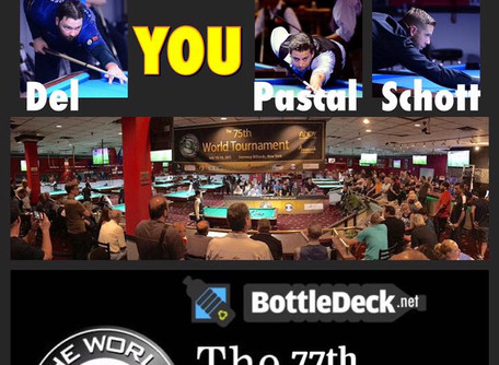 Winners of NYC & Chicago: TheWorldTournament.com Re-Launched!