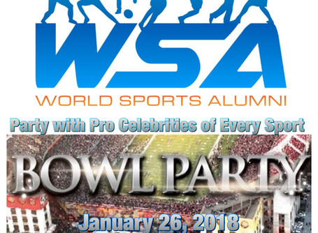The BOWL PARTY II : WSA Partners with Ace Cafe Orlando January 26 Pro Bowl Weekend