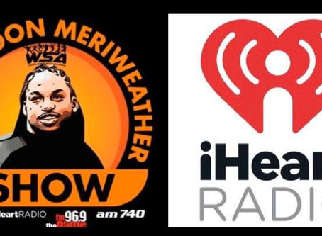 iHeartRadio Renews Popular Minority Sports Show with NFL Star:Expands to 2-Hour Show