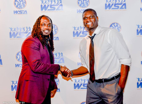 NFL Pro Bowler Brandon Meriweather Appointed to WSA Board of Directors