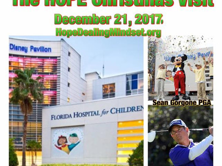 H.O.P.E: WSA Pros Visit Kids at Disney Hospital