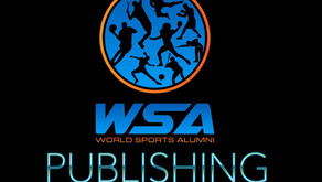WSA Publishing is Launched: Novels of Sports Legends