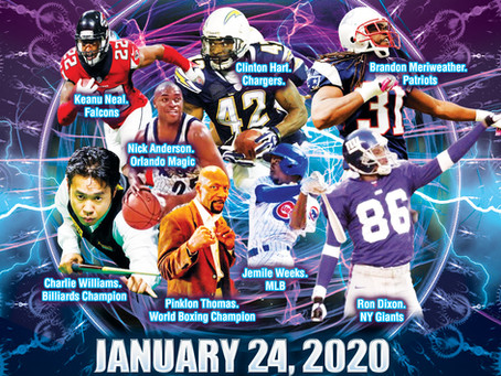 The BOWL PARTY IV Jan 24th in Orlando During Pro Bowl Weekend