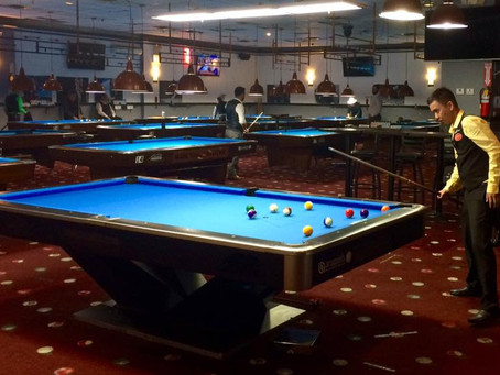4th Annual Ozone Billiards US Amateur Open