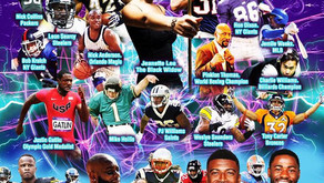 WSA Branding at WORK: Remy Martin & 50 Sports Legends