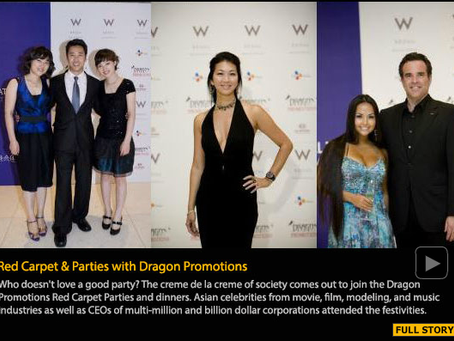 Red Carpet & Parties with Dragon Promotions