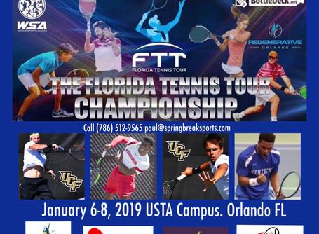 WSA FTT Florida Tennis Championships