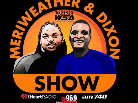 iHeartRadio & WSA Present:The Meriweather Dixon Show