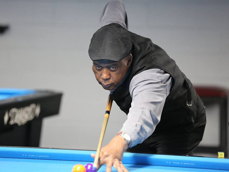 74 Years Young Herring Defeats Van Boening: Hohmann Takes #1 Seed on Day 3