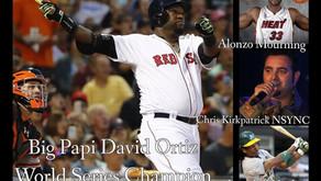 Super Celebrity Shoot-Out! Big Papi & Chris Godwin & 50 Sports Legends