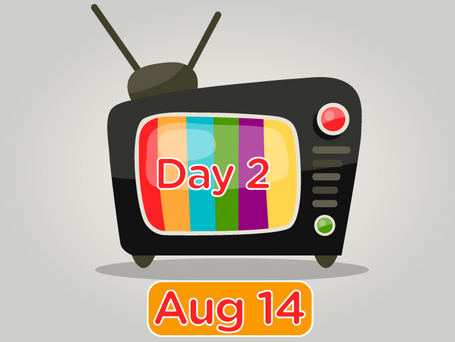 Day 2 TheValley-Dynamo.comTV Stream Schedule
