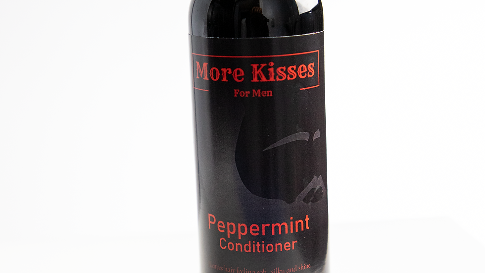 More Kisses Peppermint & Tea Tree Conditioner 4oz