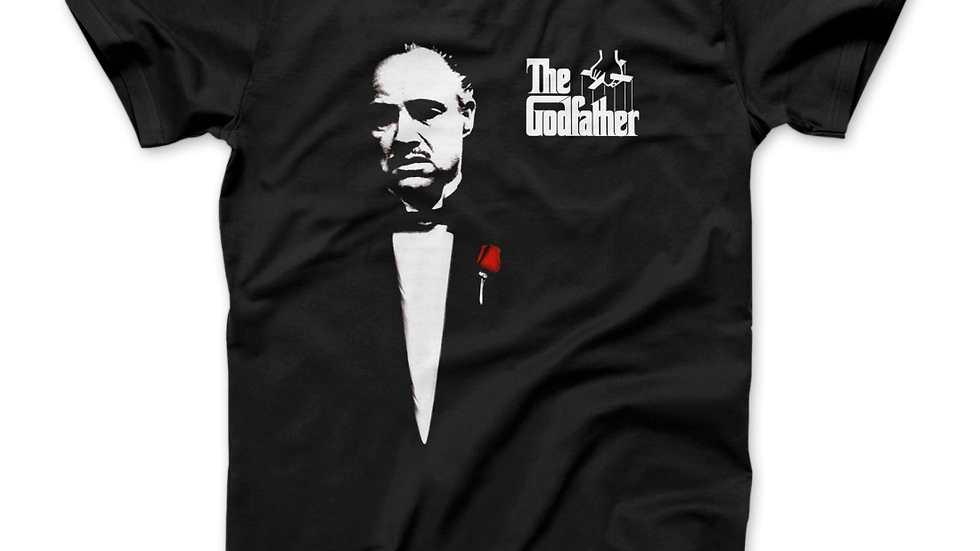 The Godfather 1972 Movie Don Corleone T-Shirt