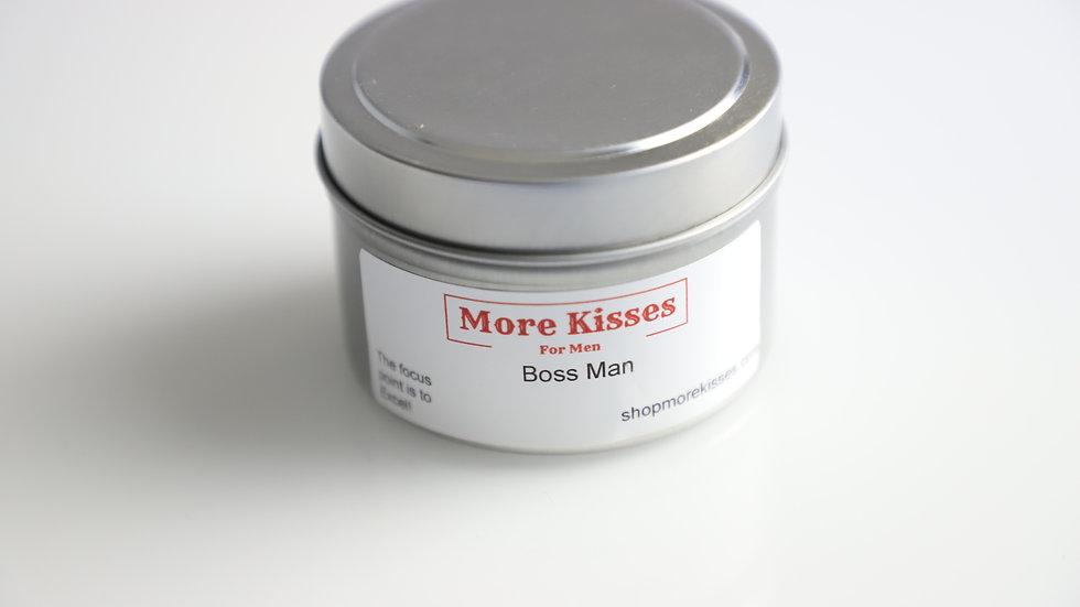 Boss Man Candle 4oz