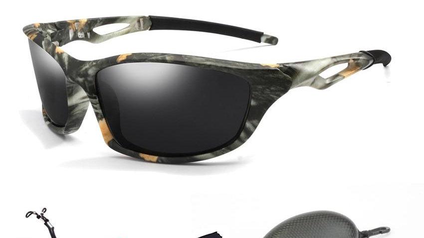 Camouflage Polarized Sunglasses