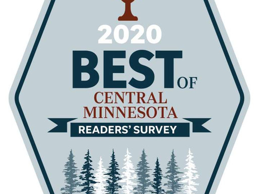 VOTE NOW! Best of Central MN 2020