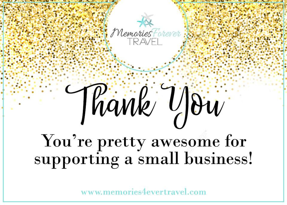 Small Business Saturday Thank You 2017