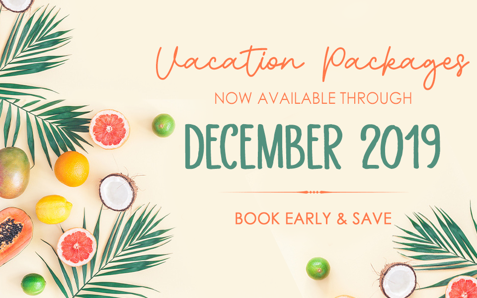December 2109 Vacation Package Released