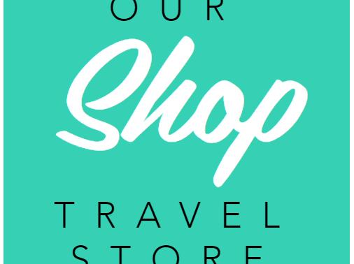 NEW Online Travel Store Open!