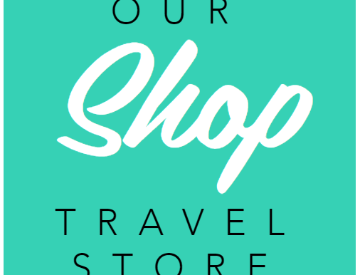 NEW Online Travel Store Open!