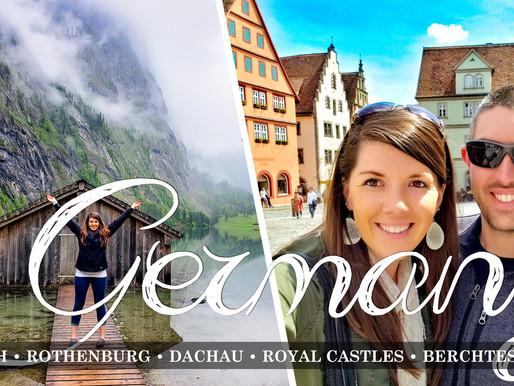 Germany | Travel Vlog