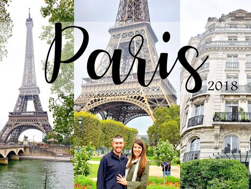 Paris | Travel Vlog