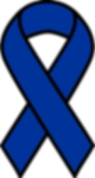Colon Cancer Ribbon Clip Art 17.png