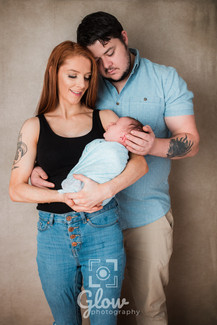 Parents and Newborn Photography