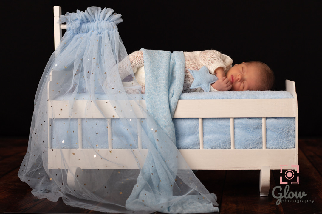 Newborn Photography on Cot Adelaide