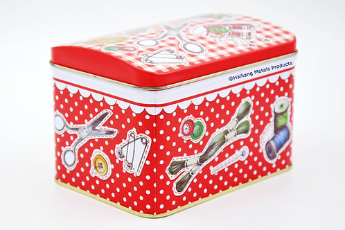 Lovely Tin Sewing Kit