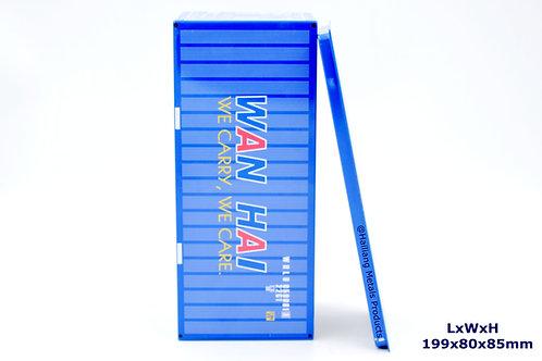 Wan Hai Customize Tin Container