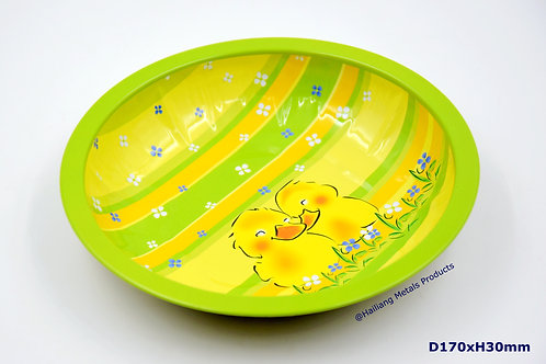 Small Little Round Tray, Decorative Tray, Toy for Kid