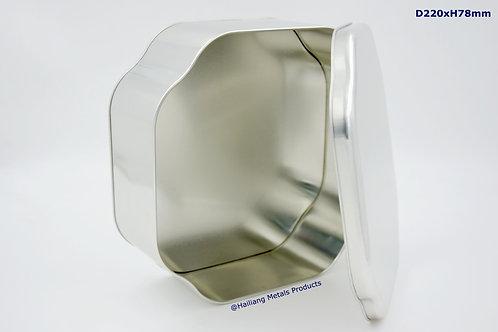 多边形包装铁盒