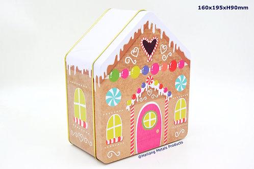 房子形状包装盒