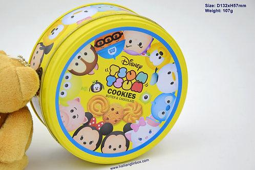 迪士尼Tsum Tsum曲奇饼盒