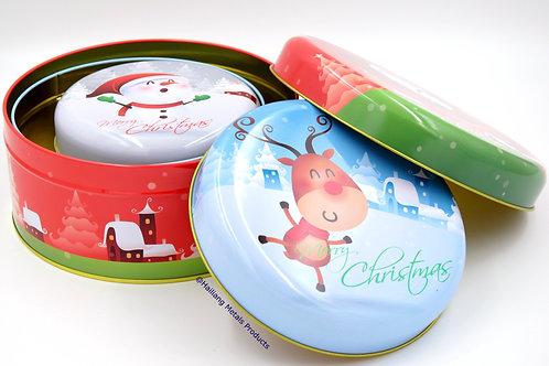 节庆礼品包装套罐
